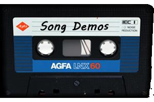 John Anthony - Song Demos