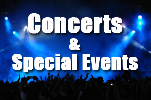 John Anthony - Concerts, Special Events