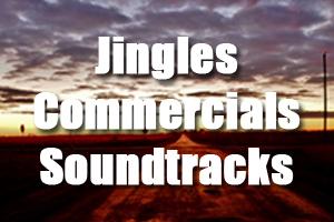 John Anthony - Session Work, Jingles
